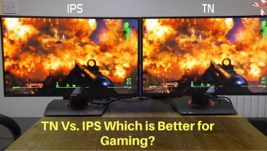 TN Vs. IPS which is better for gaming