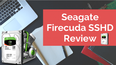 Seagate Firecuda SSHD Review