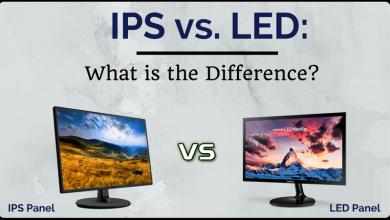 IPS Vs LED