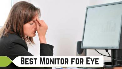 Best Monitor for Eye