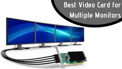 Best video card for multiple monitors