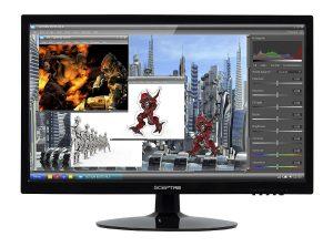 Sceptre E225W 22 Inch Full HD Monitor