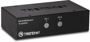 TRENDnet 2-Port DVI USB