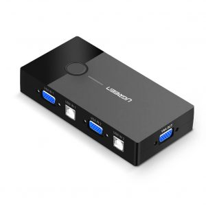 UGREEN USB KVM Switch Box 2