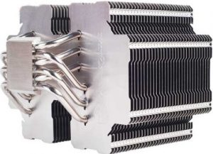 SilverStone Tek Heligon HE02 CPU Cooler for Intel and AMD Sockets