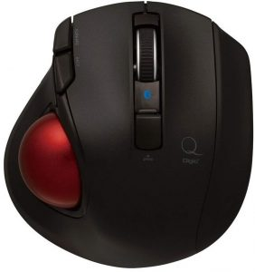 Nakabayashi Digio 2 Bluetooth Wireless Trackball