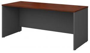 Bush Business Furniture Series C Standard Type Office Desk