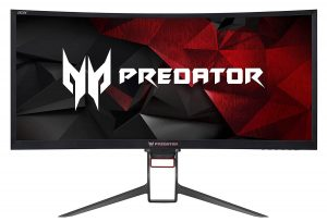 Acer Predator Z35P bmiphz 35_ Curved G-SYNC Monitor for 1080Ti