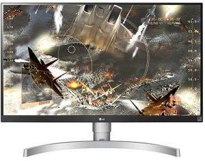 """LG 27UK650-W 27"""" 4K Monitor"""