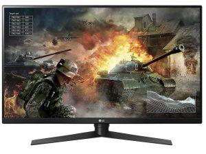LG 32GK850G-B 32_ QHD Monitor for GTX 1080Ti