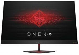 OMEN 27 Gaming QHD Monitor by HP