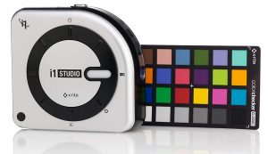 X-Rite i1Studio Photography Color Calibration Set