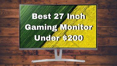 Best 27 Inch Gaming Monitor Under $200