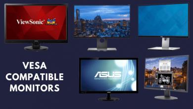 VESA Compatible Monitors