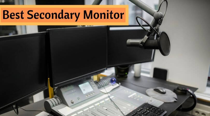 Best Secondary Monitor