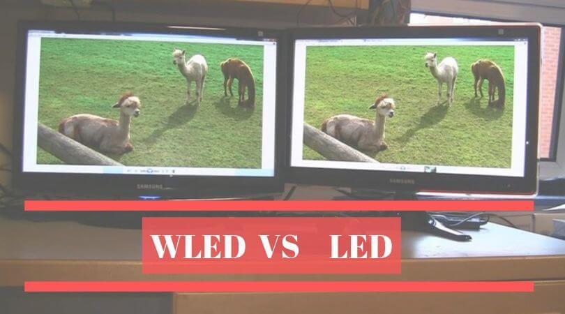 WLED vs LED