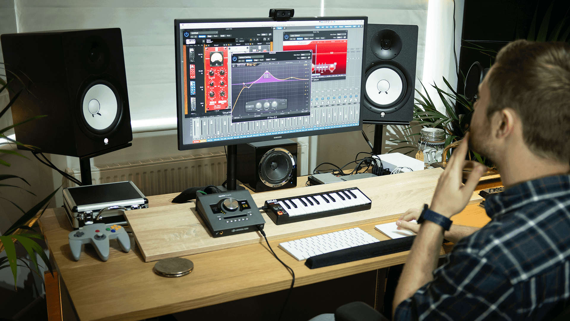 Do all monitors have speakers?