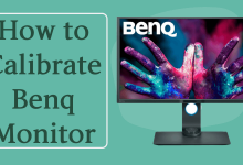 Calibrate Benq Monitor