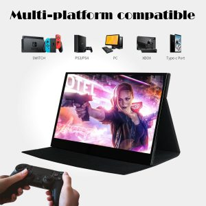 WIMAXIT Portable Touch Monitor