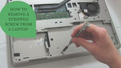 How-to-Remove-a-Stripped-Screw-from-a-Laptop-1
