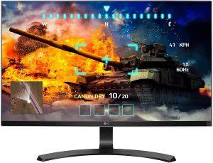 LG 27-inch UHD Monitor