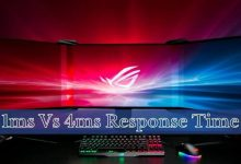 1ms vs 4ms response time
