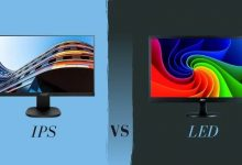 IPS vs LED for gaming