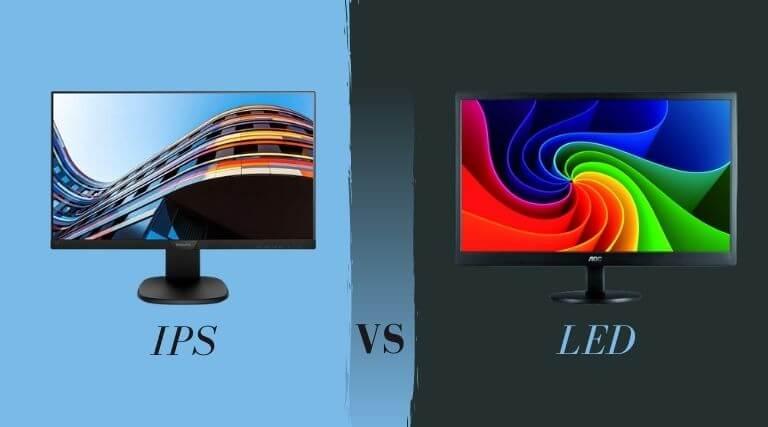 IPS vs LED for gaming