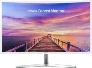 Samsung Curved Screen Monitor – CF397