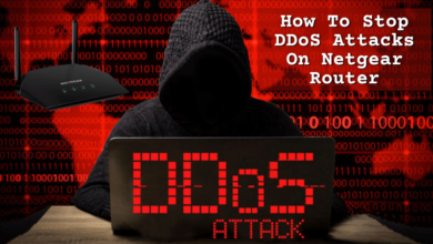 How To Stop DDoS Attacks On Netgear Router